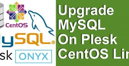 Upgrade-MySQL-On-Plesk-CentOS-Linux