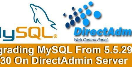 Upgrading-MySQL-On-DirectAdmin-Server