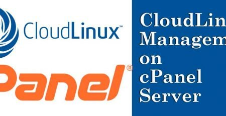CloudLinux-Management-on-cPanel-server