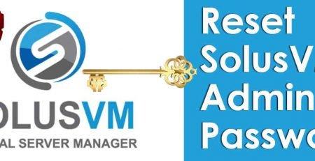 Reset-SolusVM-Admin-Password