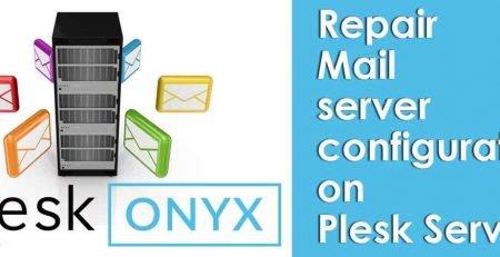 repair-mail-server-configuration-on-plesk-server