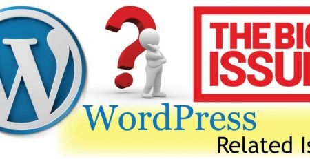 Issue-related-with-WORDPRESS