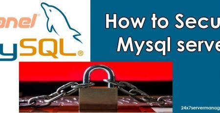 how-to-security-mysql-in-cpanel