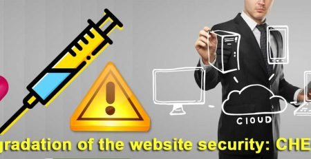 Up-gradation-of-the-website-security