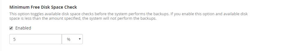 free-disk-space-check