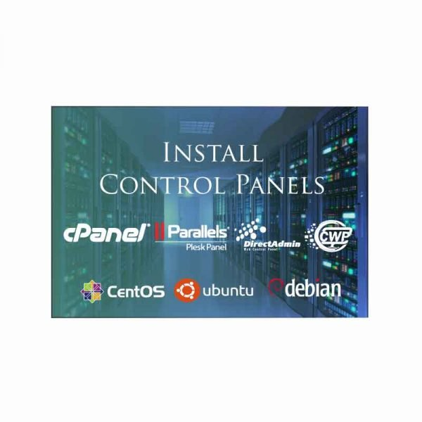 Install-Control-panel