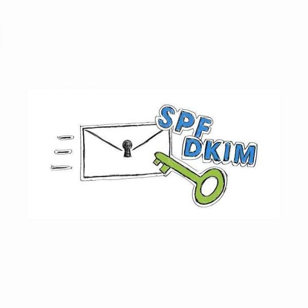 Configure-Mail-server-with-SPF-DKIM-etc