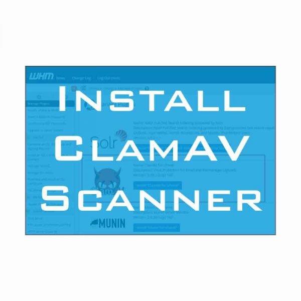 Install-ClamAV-scanner