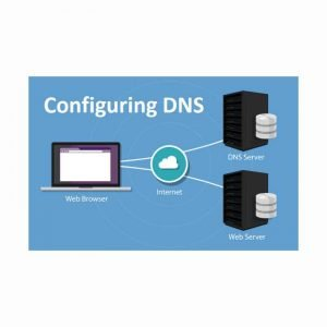 Install-&-Configure-DNS-server