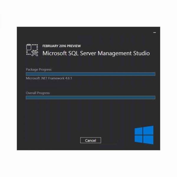 Install-MS-SQL-Studio