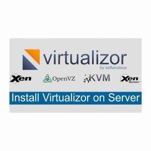 Install-Virtualizor